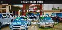 Rose Auto Sales