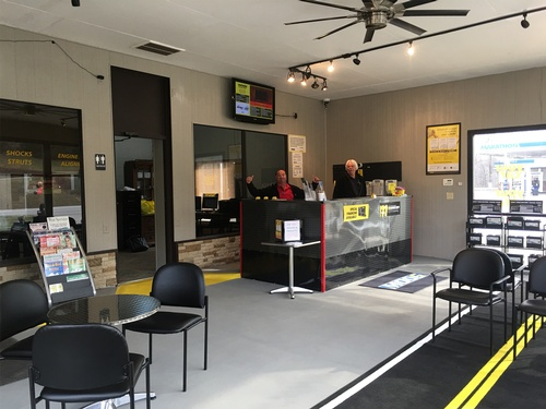 Meineke Car Care Center Of Wilkes Automobile Accessories Parts