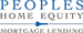 Peoples Home Equity Mortgage Lending
