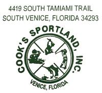 Cook's Sportland, Inc.