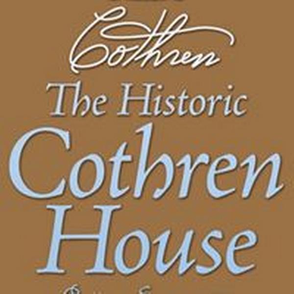 Cothren House Lodging