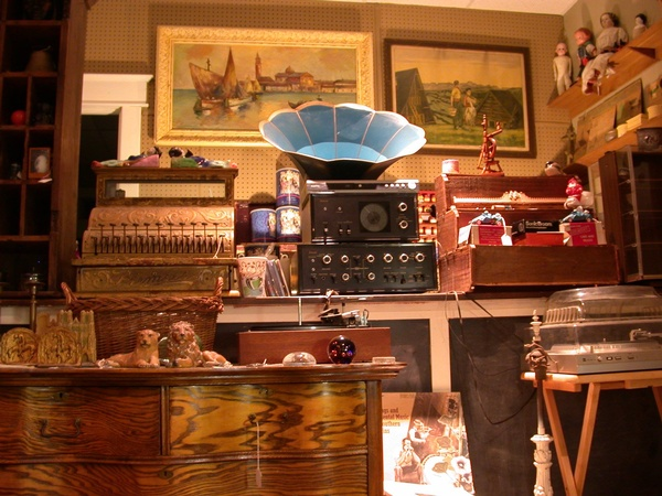 Ifinder Antiques