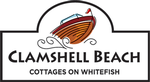 Clamshell Beach - Cottages on Whitefish