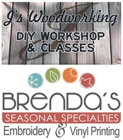 J's Woodworking & Brenda's Seasonal Specialties Store