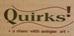 Quirks!