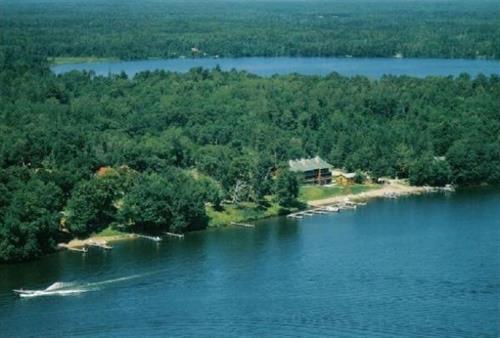 Summer on Gull Lake