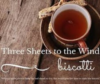 Three Sheets to the Wind Biscotti