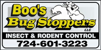 Boo's Bug Stoppers LLC