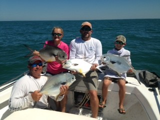 Santiva Salt Water Fishing Team