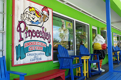 Pinocchio S Original Italian Ice Cream