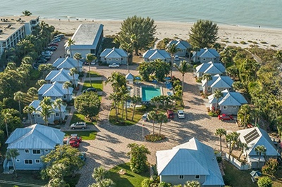 Shalimar Motel Cottages Located On The Gently Sloping Shell Strewn Beaches Of Sanibel Island Is A Treasure Trove Natural Wonders