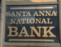 Santa Anna National Bank