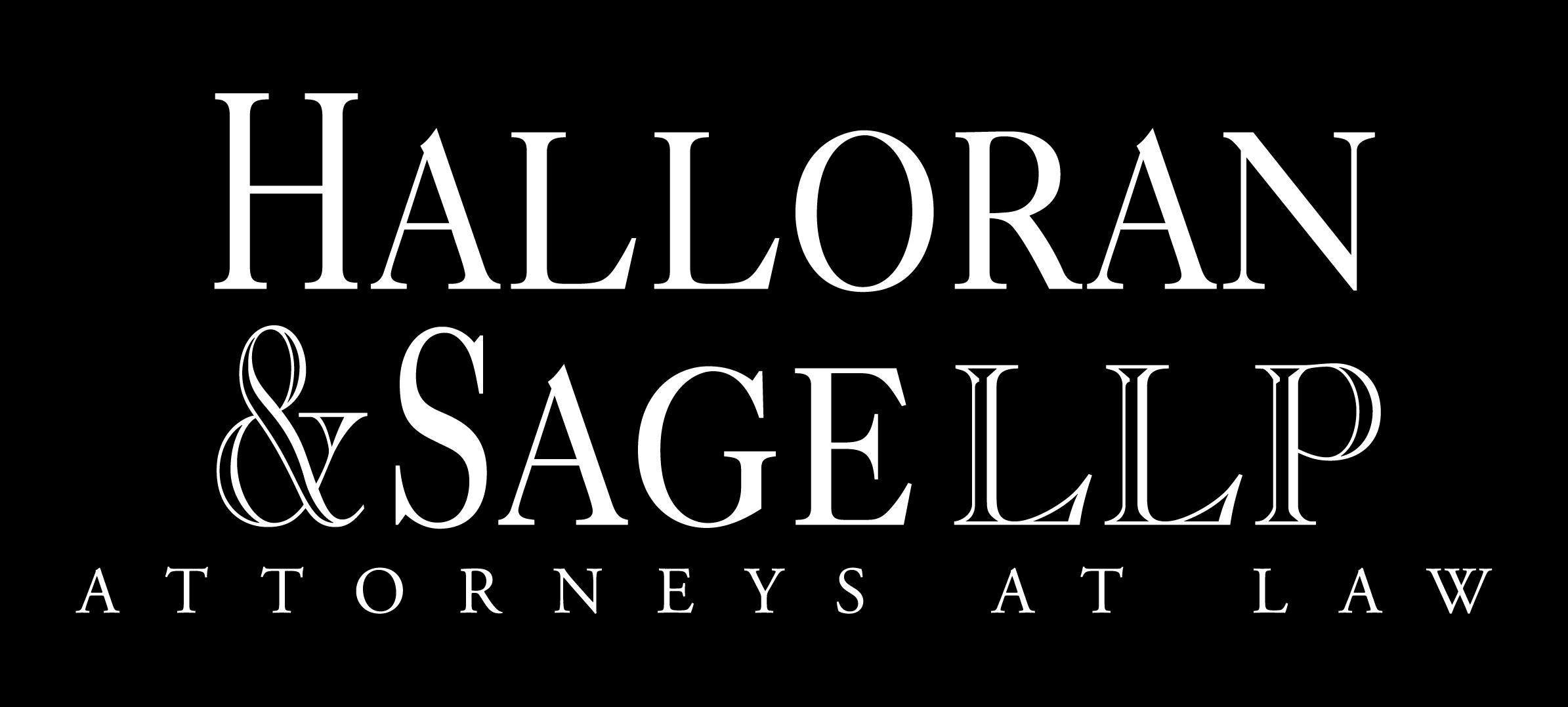 Halloran & Sage, LLP