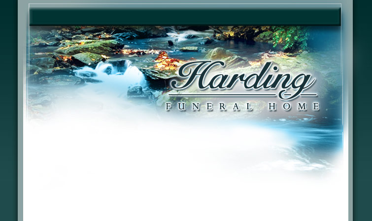 Harding Funeral Home