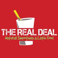 The Real Deal Natural Smoothies & Latin Food
