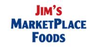Jim's Market Place Foods.