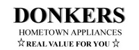Donkers Hometown Appliances