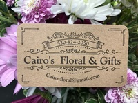 Cairo's Floral & Gifts