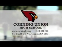 Corning High School - Cardinal Nest