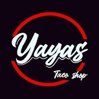 Yaya's Taco shop