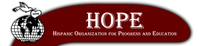 Hispanic Organization for Progress & Education HOPE