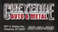 Cheyenne Auto & Metal