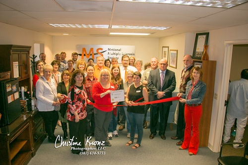 Red Carpet: Ribbon Cutting Chamber of Commerce - April