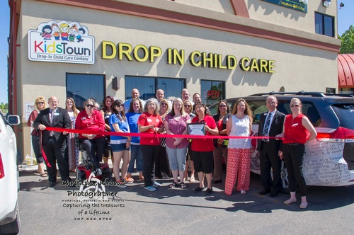 Red Carpet Opening: KidsTown Drop-In Child Care Center