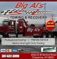 Big Al's Towing & Recovery, LLC