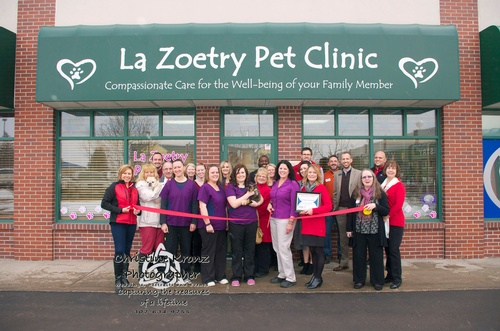 La Zoetry Pet Clinic Red Carpet Opening