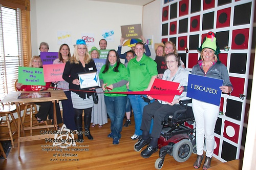Red Carpet Opening: Epic Escape Game Cheyenne
