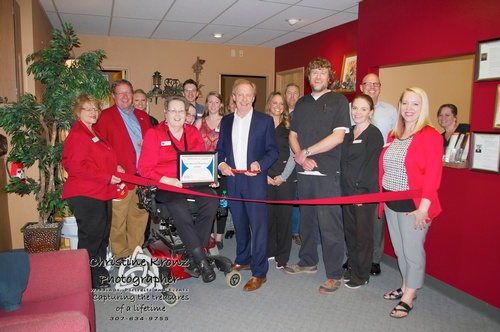 Red Carpet Opening: Anderson Podiatry Center