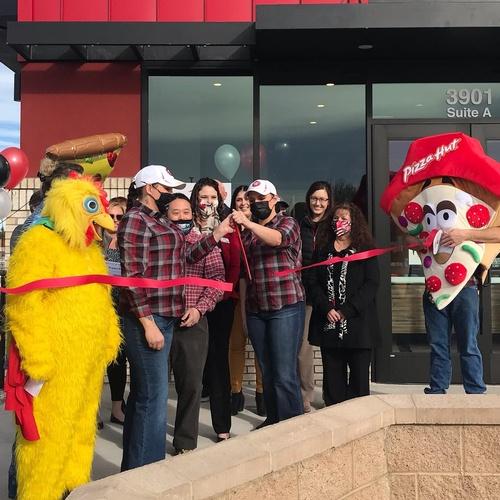 Greater Cheyenne Chamber of Commerce - Ribbon Cutting - 01-2021