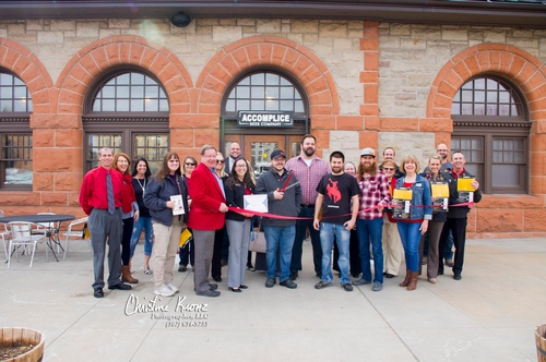 Red Carpet opening: Accomplice Beer Company