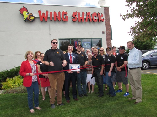 Red Carpet Opening: Wing Shack