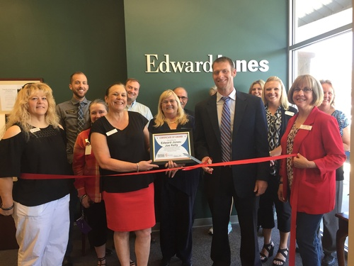 Red Carpet Opening: Edward Jones - Joe Kelly