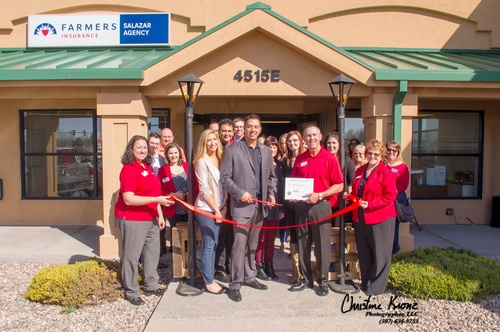 Red Carpet Opening: Salazar Insurance Agency