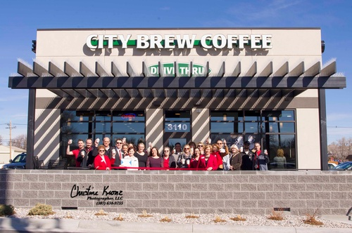 Red Carpet Opening: City Brew
