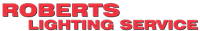 Roberts Lighting Service