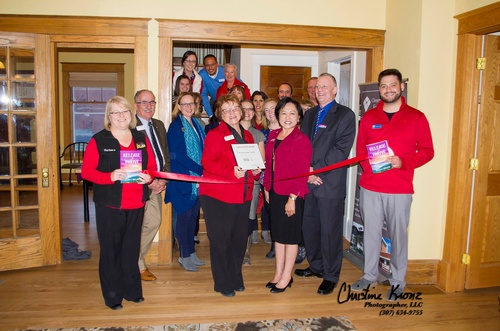 Red Carpet Opening: Ascension Business Solutions