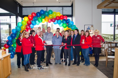 Red Carpet: Ribbon Cutting opening - April 2019