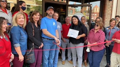 Greater Cheyenne Chamber of Commerce - Ribbon Cutting 2020