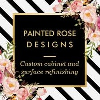 Painted Rose Design