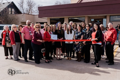 Red Carpet Ribbon Cutting - April 2018