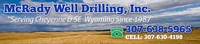 McRady's Well Drilling Inc