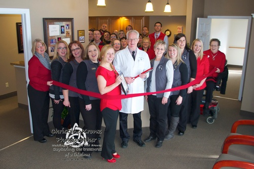 Associated Podiatrists Red Carpet Opening