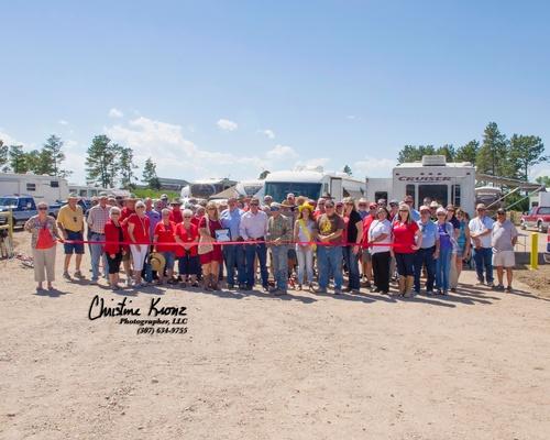 Red Carpet Opening: Laramie County Fair Archer Complex RV Park