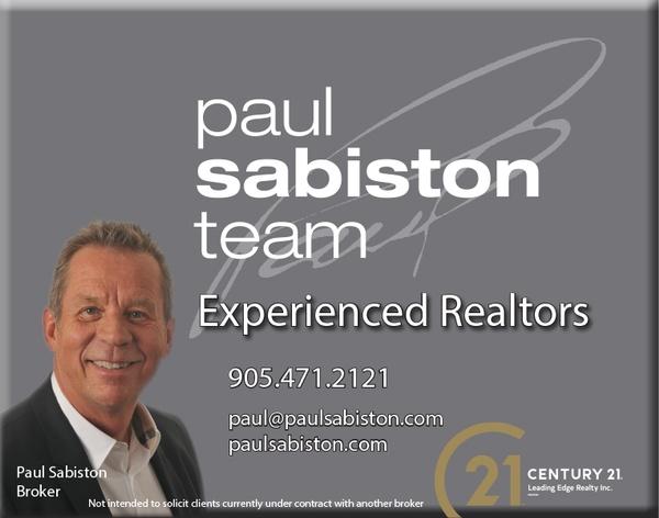 Paul Sabiston Team