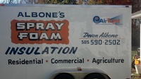 Albone Spray Foam Insulation