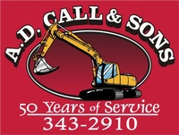 AD Call & Sons Excavating and Trucking, Inc.